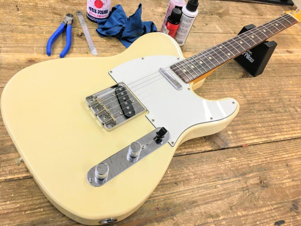 Fender Japan TL-62 アイキャッチ
