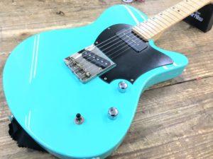 静岡県より、John Page Classic The AJ ギターを買取させて頂きました!