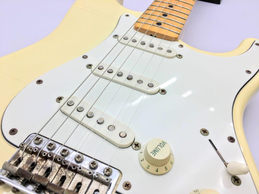 Fender USA Custom Shop 1969 Stratocaster PU ピックアップ