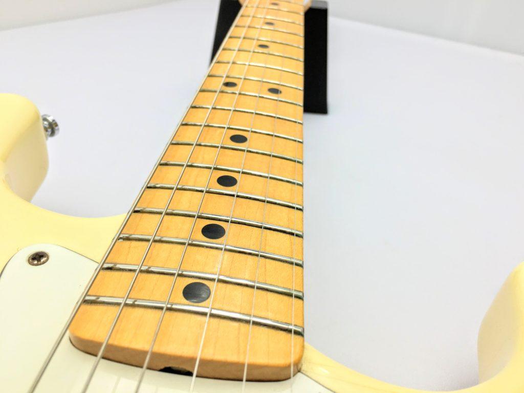 Fender USA Custom Shop 1969 Stratocaster ネック 指板