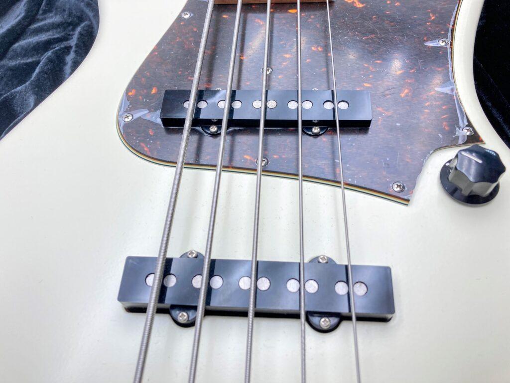 Freedom Custom Guitar Research Anthra 5th alder PU